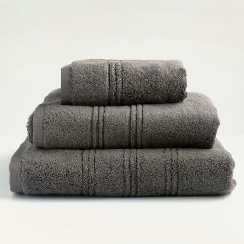 Paris Towels Charcoal