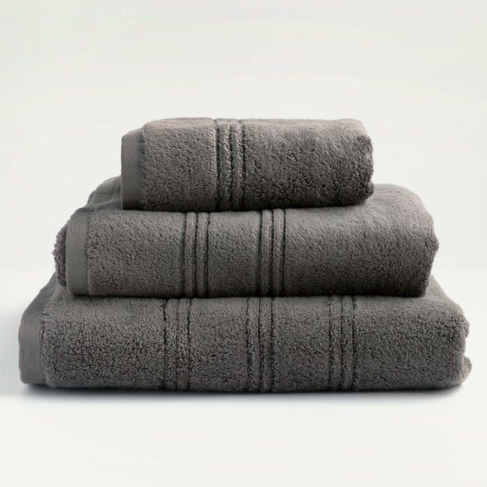 Paris Towels Charcoal