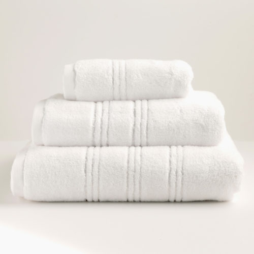 Paris Towels White