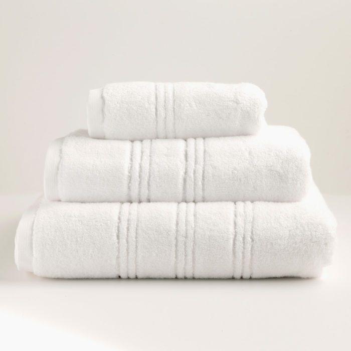 Paris Towels White