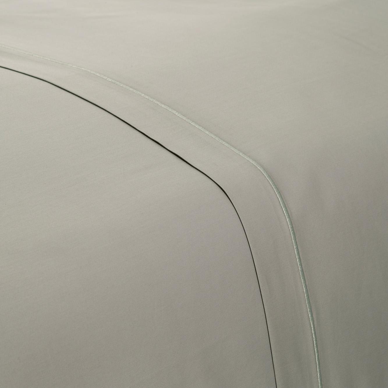 Monaco Grey Flat Sheet