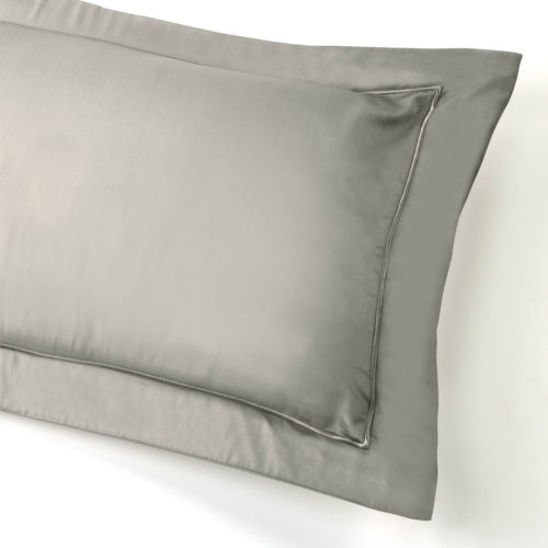Monaco Grey Oxford Pillowcase