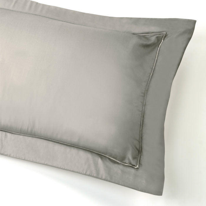 Monaco Grey Oxford Pillowcase