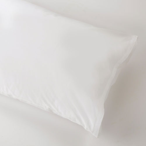 Valencia White Housewife Pillowcase