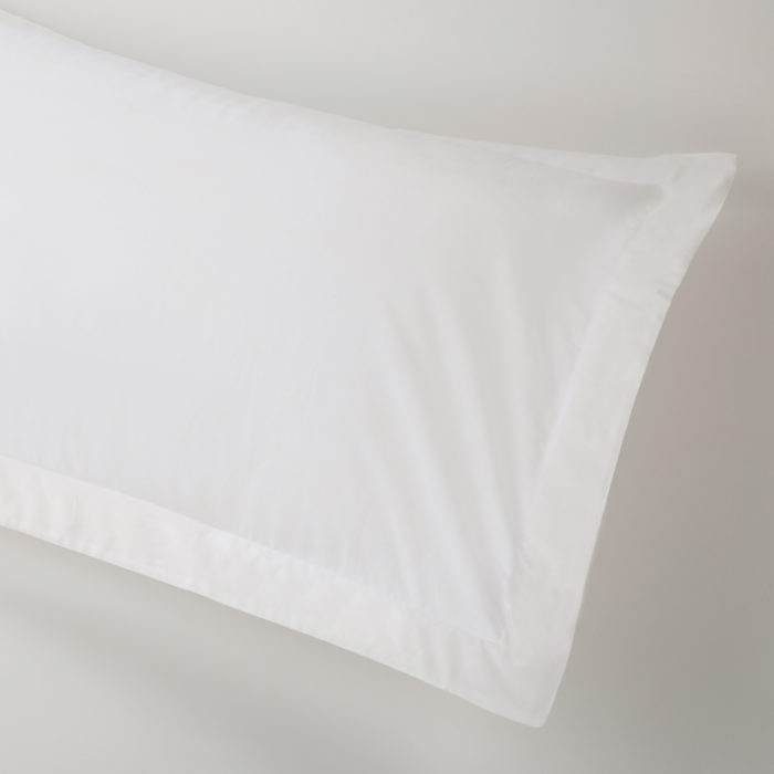 Egyptian Cotton soft 400 Thread Count Pillow Cases Housewife PillowCases Pair